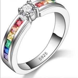 Rainbow ring🌈